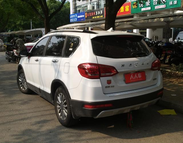 长城哈弗H6 红标 2018款 1.5T 自动 前驱 运动版精英型 (国Ⅴ)