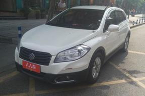 铃木-锋驭 2015款 1.6L CVT两驱进取型