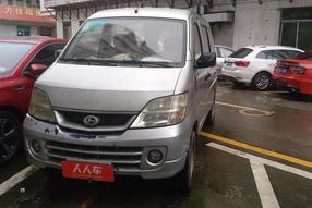 北汽昌河-福瑞达 2011款 1.0L鸿运版 DLX型DA465QA