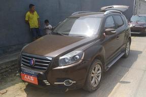 吉利汽车-吉利SX7 2014款 1.8L 手动进取型