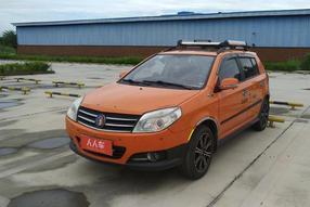 吉利汽车-金鹰 2010款 Cross 1.5L 手动豪华型