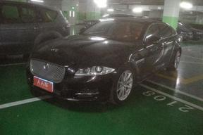 捷豹-捷豹XJ 2013款 XJL 3.0 SC 旗舰商务版