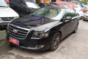吉利汽车-吉利EC8 2011款 2.0L 自动豪华版(改装天然气)