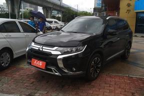 三菱-欧蓝德 2019款 2.4L 四驱致享版 7座