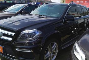 奔驰-奔驰GL级 2013款 GL 500 4MATIC
