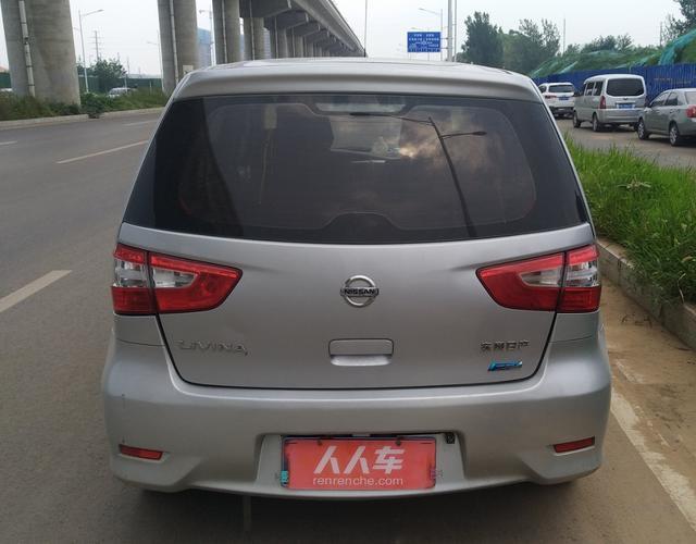 日产骊威 2013款 1.6L 手动 XE舒适版 (国Ⅳ)