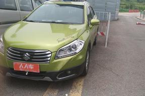铃木-锋驭 2014款 1.6L 手动两驱精英型