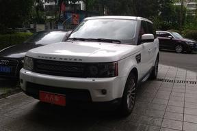 路虎-揽胜运动版 2013款 3.0 TDV6 柴油版