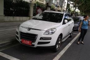 纳智捷-大7 SUV 2013款 锋芒限量版 2.2T 四驱旗舰型