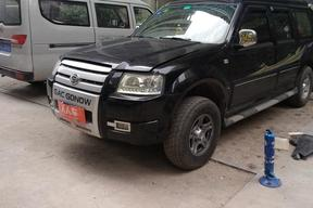 广汽吉奥-帅舰 2009款 2.0T 柴油标准型