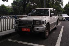 猎豹汽车-黑金刚20132.5T 手动柴油CFA6480A 两驱