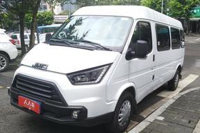 江铃-特顺 2017款 2.8T商运型长轴中顶6/7/8座JX493