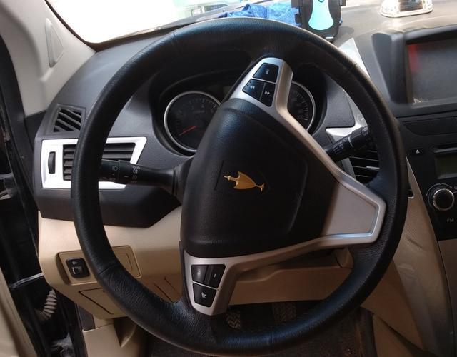 金杯智尚S30 2013款 1.5L 手动 前驱 精英型 (国Ⅳ)