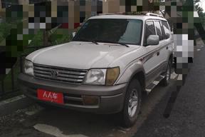 北汽制造-陆霸 2009款 2.4L 四驱型