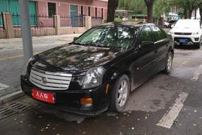 凯迪拉克-凯迪拉克CTS 2006款 2.8 豪华型