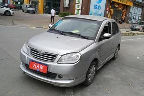 奇瑞-旗云1 2012款 1.0L 手动舒适型