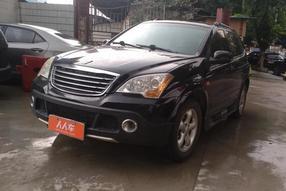 荣威-荣威W5 2011款 3.2L 4WD 自动锐域版