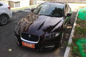 捷豹-捷豹XF 2013款 XF 3.0 SC 风华版
