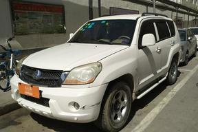 猎豹汽车-猎豹CS6 2008款 2.4L 四驱舒适型