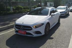 奔驰-奔驰A级 2019款 A 200 L 运动轿车先行特别版