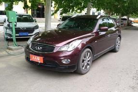 英菲尼迪-英菲尼迪EX 2013款 EX25 两驱尊雅版