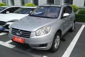 吉利汽车-吉利GX7 2012款 1.8L 手动行政版