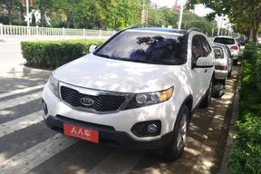 起亚-索兰托 2012款 2.4L 汽油豪华版
