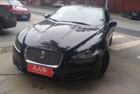 捷豹-捷豹XF 2014款 XF 2.0T 豪华版