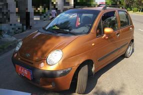 宝骏-乐驰 2006款 0.8L 手动舒适型