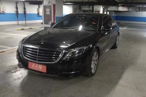 奔驰-奔驰S级 2015款 S 400 L 4MATIC