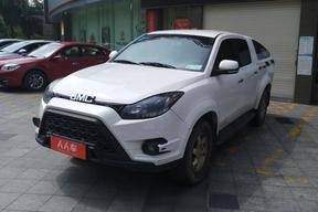江铃-域虎5 2018款 2.4T经典版柴油四驱超豪华型JX4D24A5L