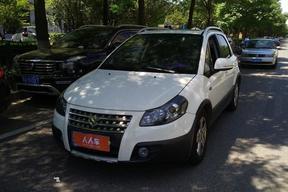 铃木-天语 SX4 2012款 1.6L 自动锐骑型
