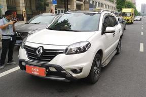 雷诺-科雷傲(进口) 2014款 2.5L 两驱舒适版