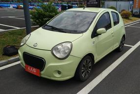 吉利汽车-熊猫 2010款 1.0L 手动舒适型