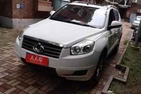吉利汽车-吉利GX7 2013款 2.0L 手动精英型