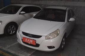 江淮-同悦 2008款 1.3L 手动豪华型