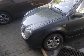 吉利汽车-自由舰 2009款 1.3L 手动精致舒适型