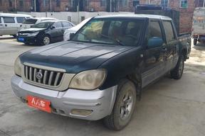 猎豹汽车-飞扬 2010款 2.8T柴油两驱4JB1TC