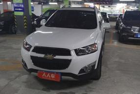 雪佛兰-科帕奇 2012款 2.4L 四驱旗舰版 7座