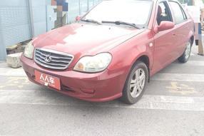 吉利汽车-自由舰 2011款 1.3L 手动时尚型