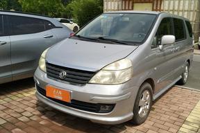 东风-御轩 2009款 2.5L 自动豪华版