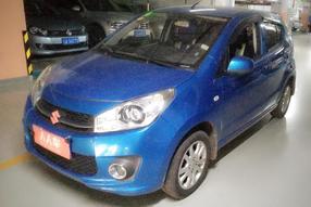 铃木-奥拓 2013款 1.0L 自动豪华型