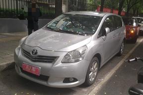 丰田-逸致 2012款 180V CVT至尊版