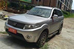 北汽制造-北京BW007 2015款 2.0L 两驱舒适版