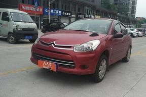 雪铁龙-雪铁龙C2 2012款 1.4L 手动运动型