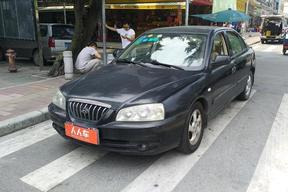 现代-伊兰特 2005款 1.6L 自动豪华型