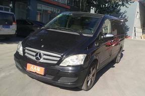 奔驰-唯雅诺 2012款 2.5L 舒适版
