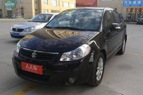 铃木-天语 SX4 2009款 三厢 1.8L 自动豪华型