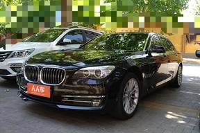 宝马-宝马7系 2013款 740Li xDrive