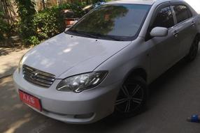 比亚迪-比亚迪F3 2011款 1.5L 新白金版豪华型(改装天然气)